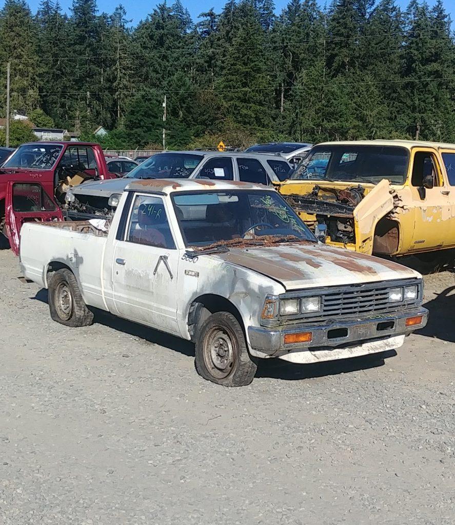 1985 Nissan PU