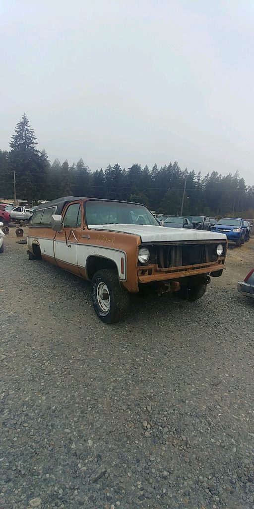 1974 Chevrolet C10 PU