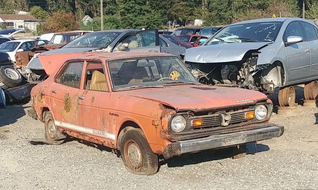 1975 Subaru DL