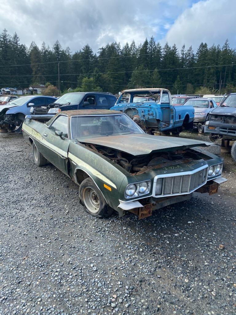 1975 Ford Ranchero PU
