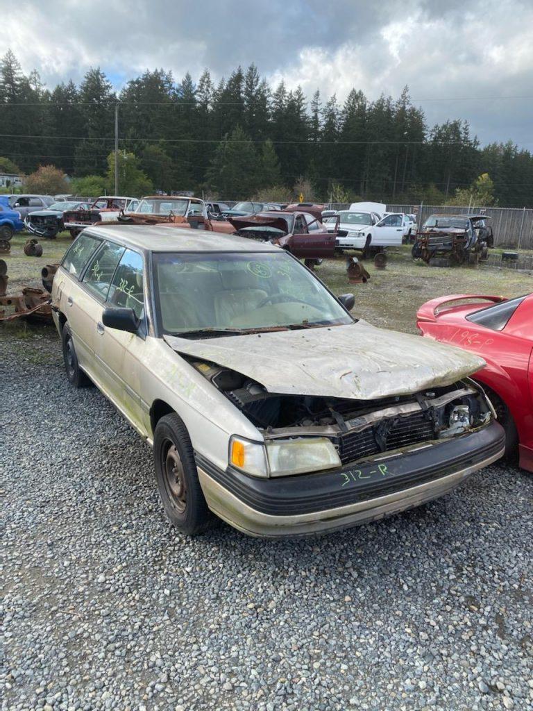 1990 Subaru Legacy SW
