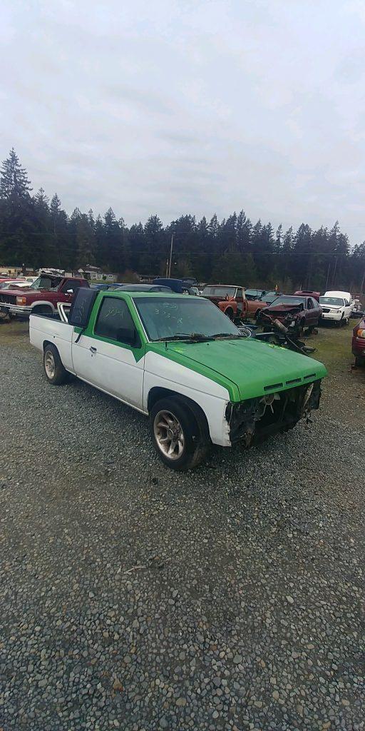 1989 Nissan PU