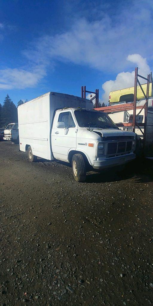 1989 GMC 3500 Van