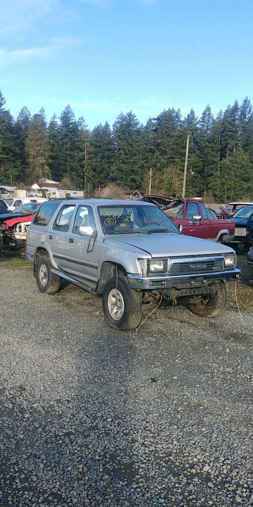 1990 Toyota 4-Runner