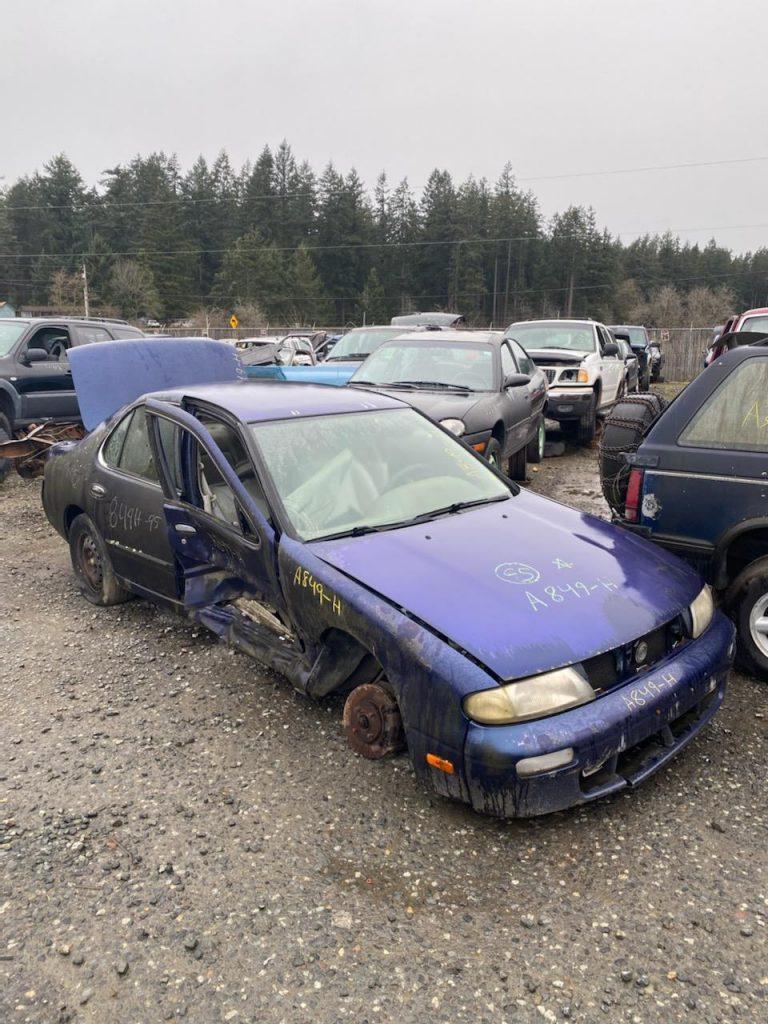 1995 Nissan Altima