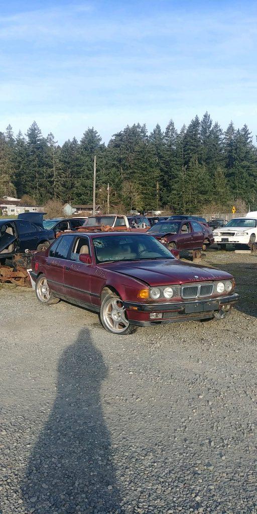 1993 BMW 740i