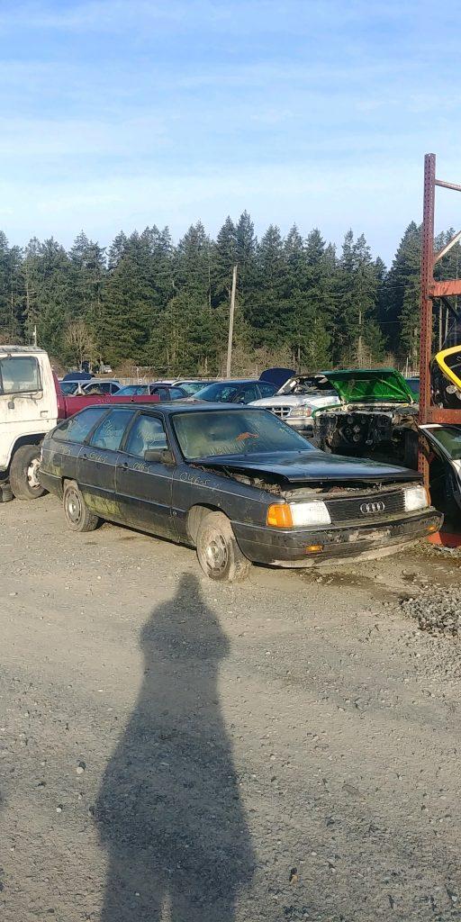 1986 Audi 5000S