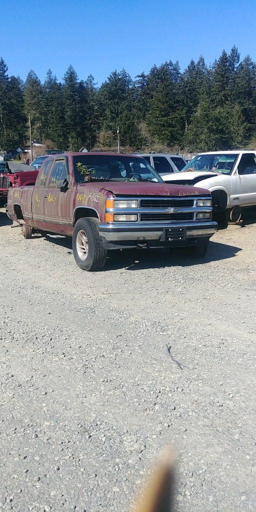 1996 Chevrolet 1500 PU