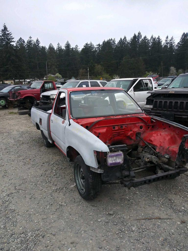 1992 Toyota PU