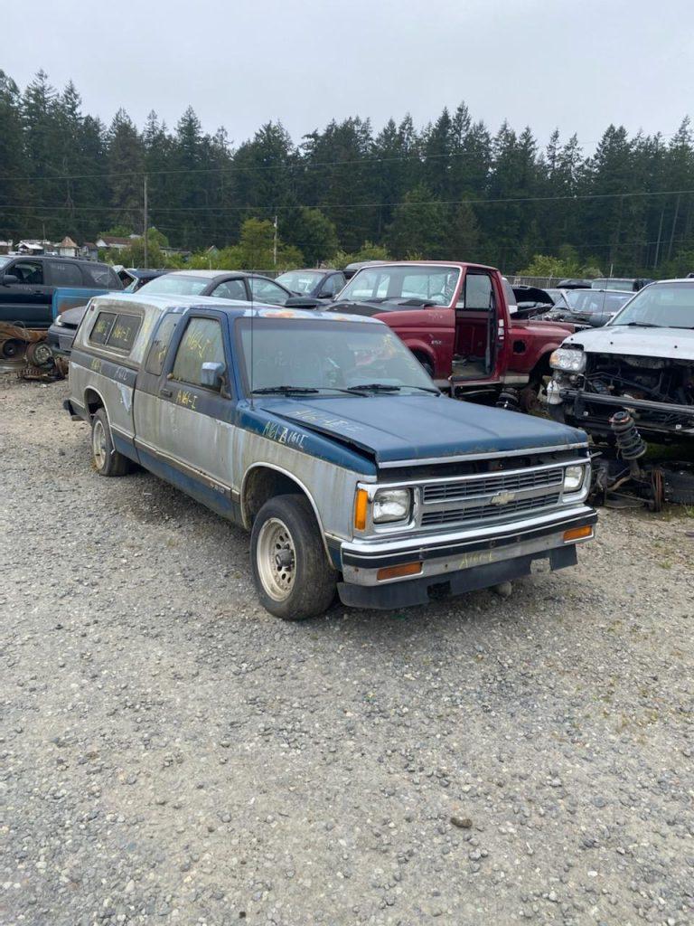 1991 Chevrolet S10 PU