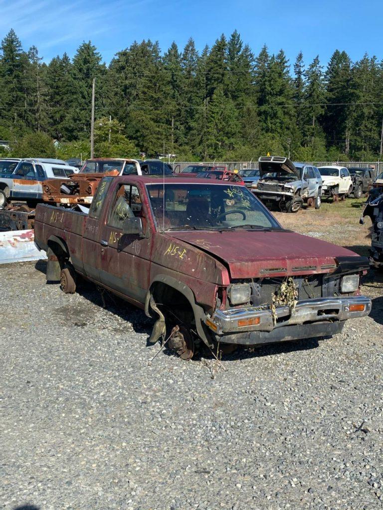 1990 Nissan PU