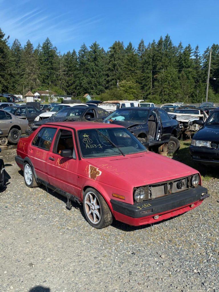 1991 VW Jetta