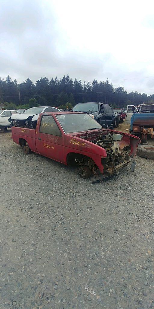 1988 Nissan PU
