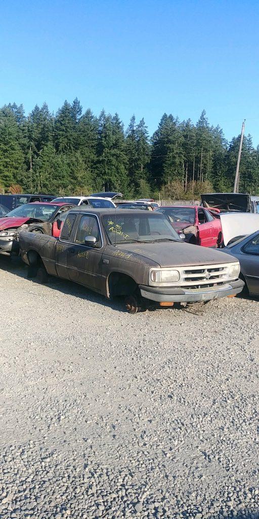 1994 Mazda B4000 PU