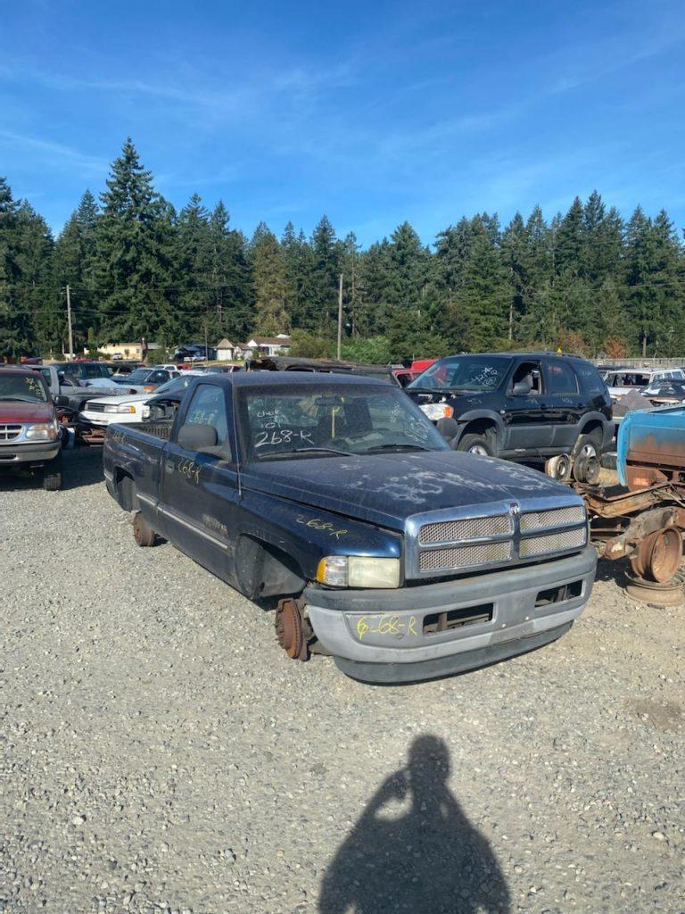 2001 Dodge 1500 PU