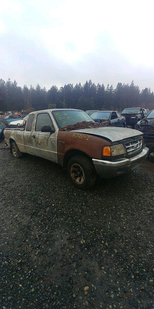 2001 Ford Ranger PU